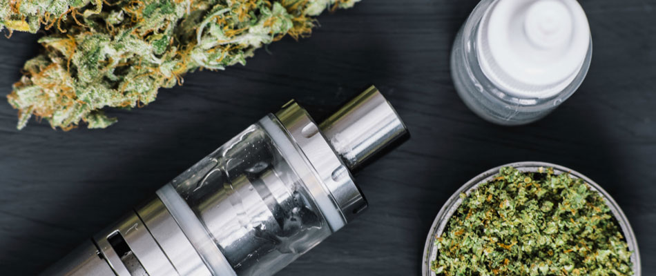 E-liquide à base végétale